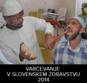 varcevanje slovensko zdravstvo