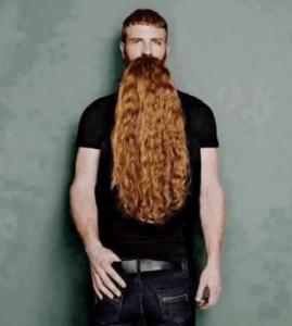 najdaljsa brada