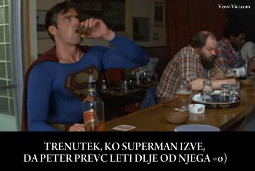 superman vs. peter prevc
