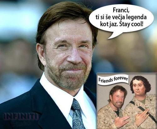 franci legenda