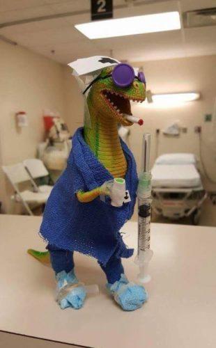zdravstveni dinozaver