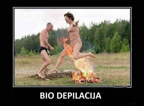 bio depilacija