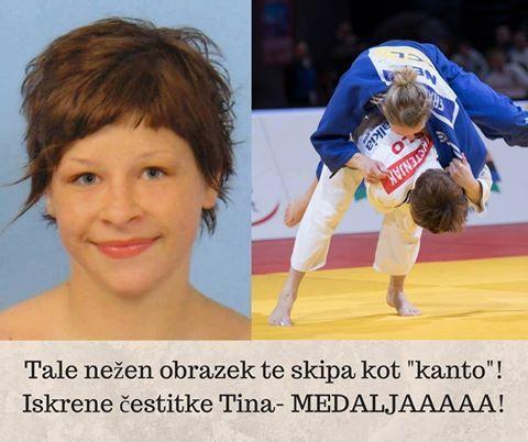 tina judoistka