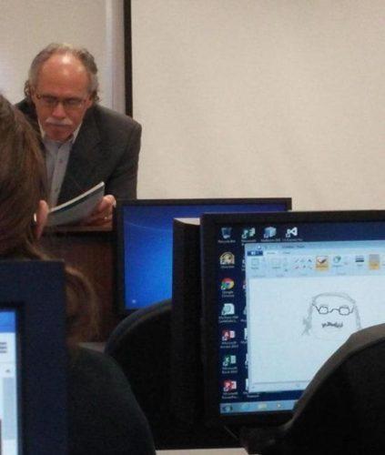 zanimivi profesor